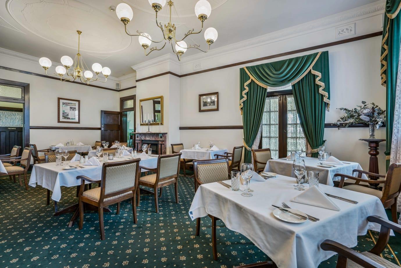 the manor restaurant